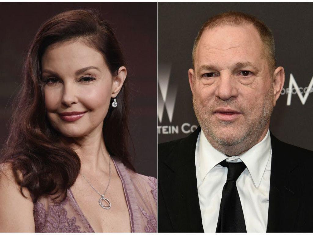 Harvey Weinstein: Ashley Judd hat früheren Filmmogul verklagt