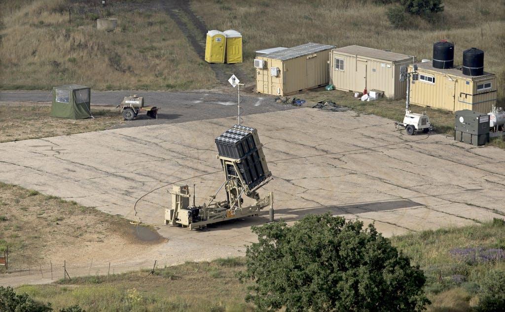 Syrien: Zwei israelische Raketen abgeschossen