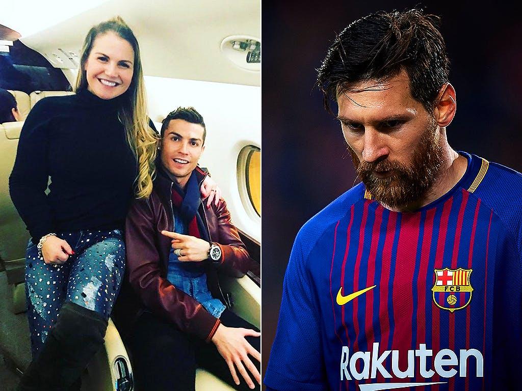 Ronaldos Schwester