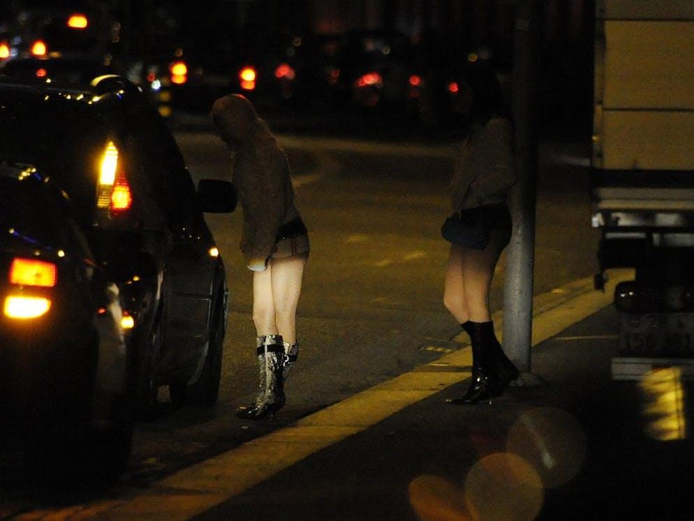 Hannover straßenstrich Hannover: Prostituierte