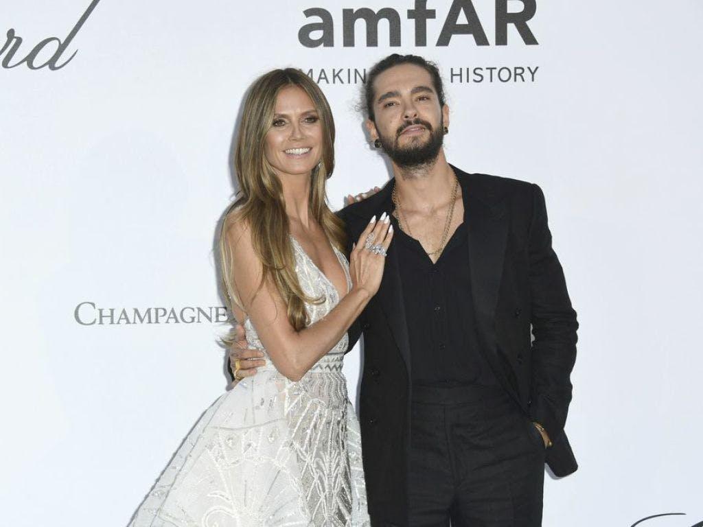 Geheimnis gelüftet Heidi Klum feiert Liebes-Debüt mit Tom Kaulitz