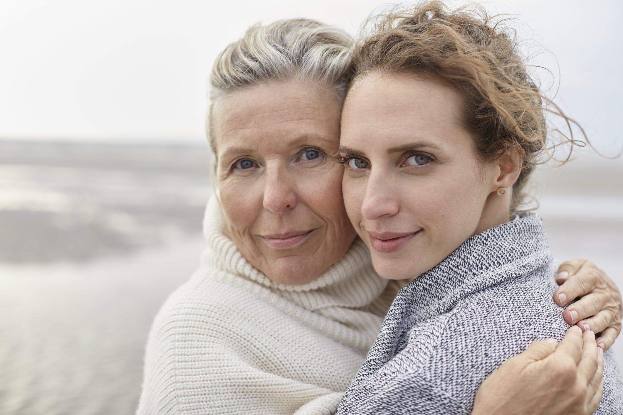 Das Beste Geschenk, Was Man Von Einer Mutter Und Einer Tochter Bekommen Kann