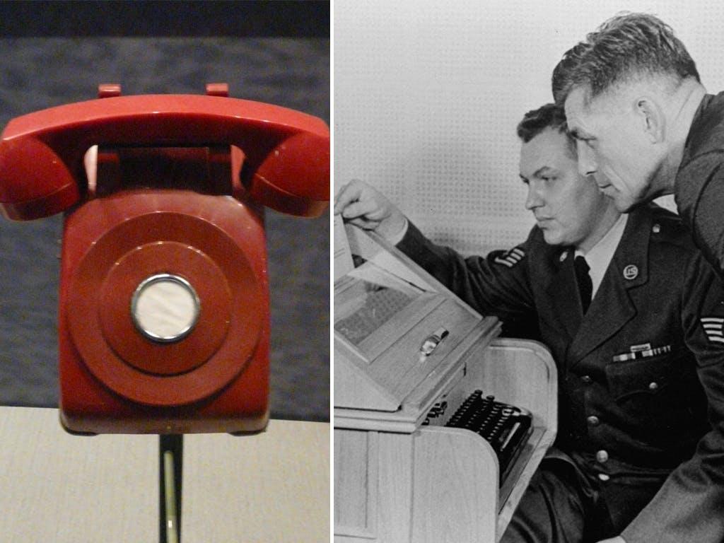Heisser Draht» im Kalten Krieg: Das «rote Telefon», das keins war