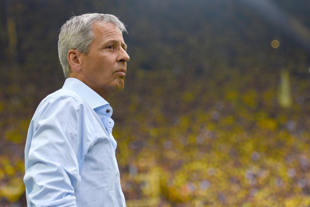 Offene Trainerfrage BVB: 1. Gespräche mit Favre - Mislintat als