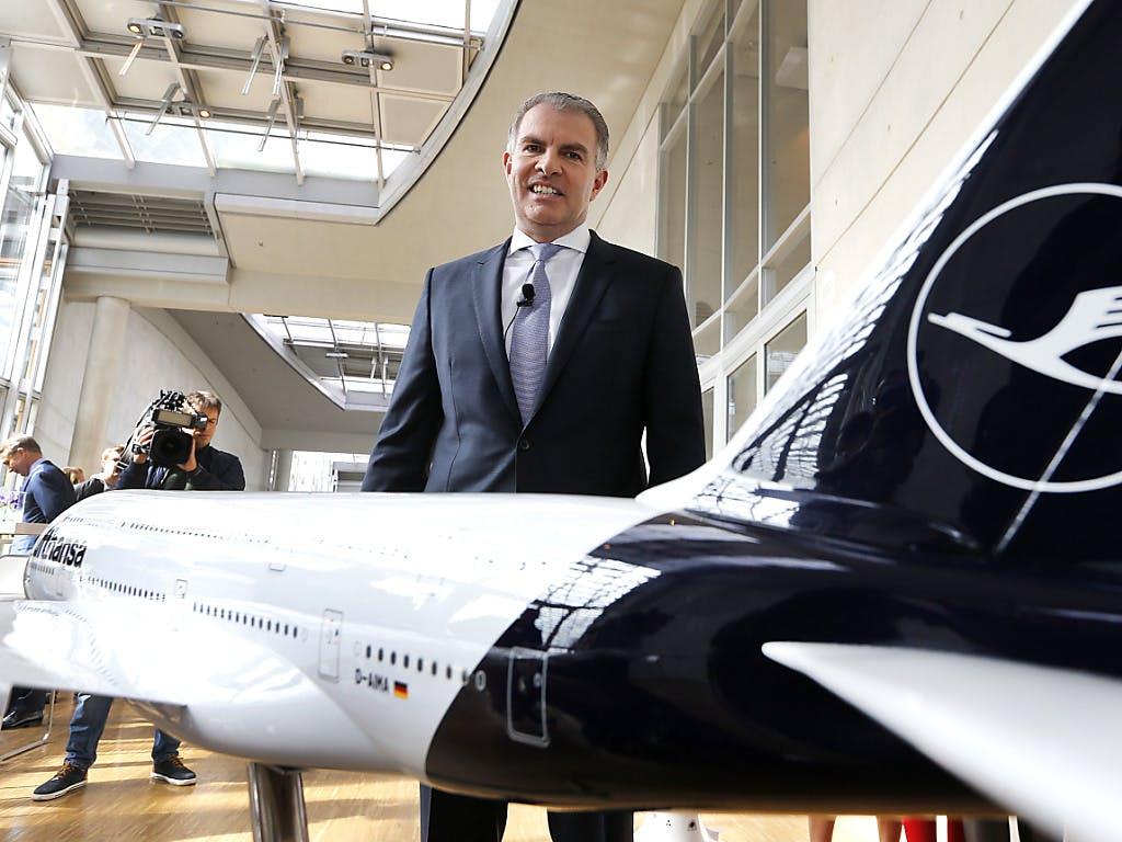 Lufthansa-Chef: