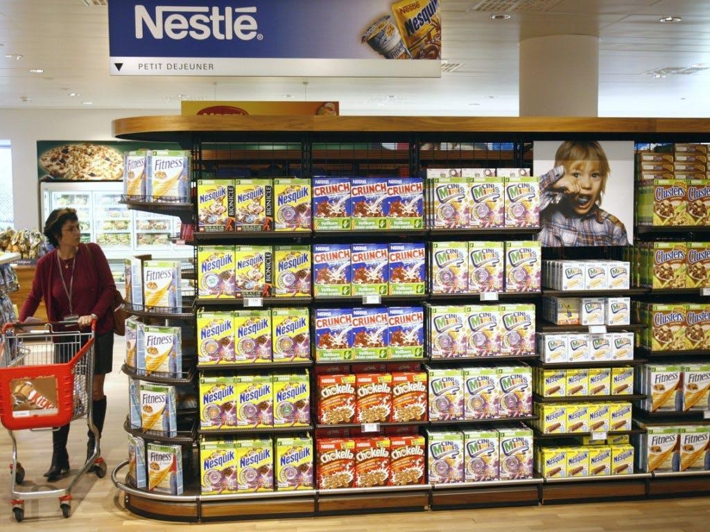 Nestlé übernimmt Kaffeegeschäft von Starbucks für gut 7 Milliarden US-Dollar