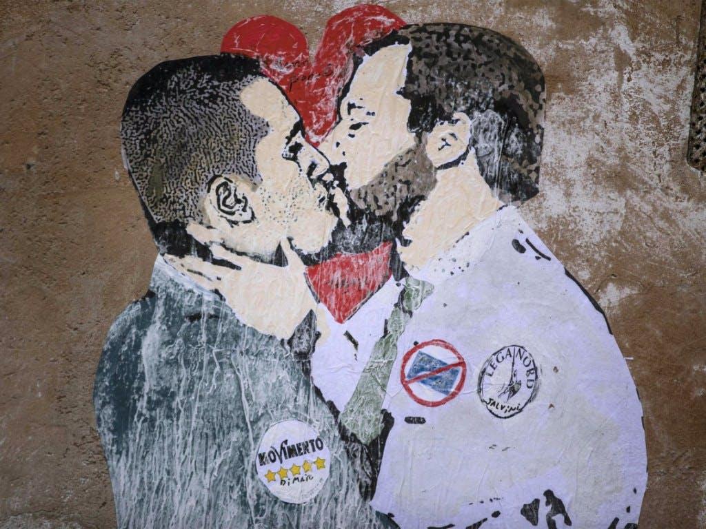 Lega und 5 Sterne wollen notfalls Neuwahl in Italien am 8. Juli