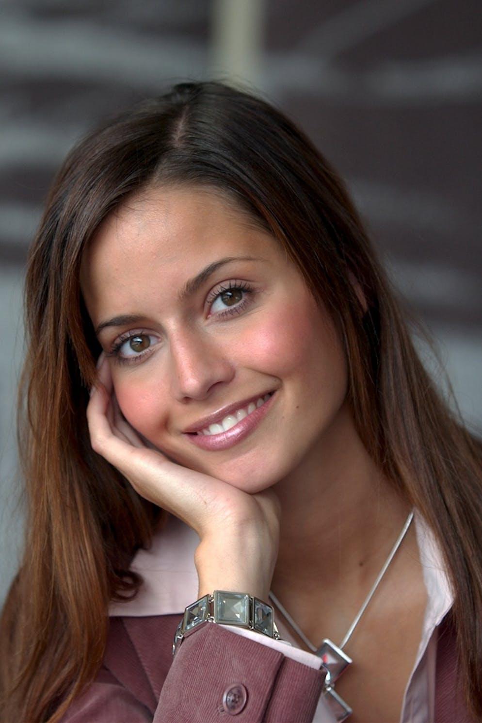 Ex-Miss Nadine Vinzens sucht einen Mann