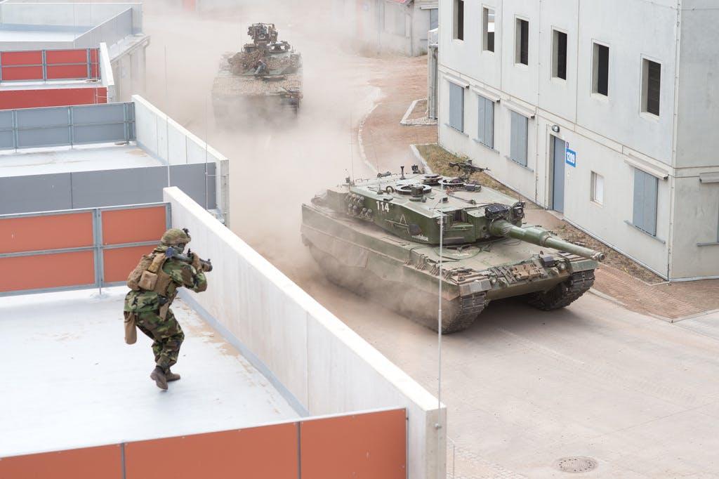 Stoltenberg: Überleben der Nato ist nicht gesichert