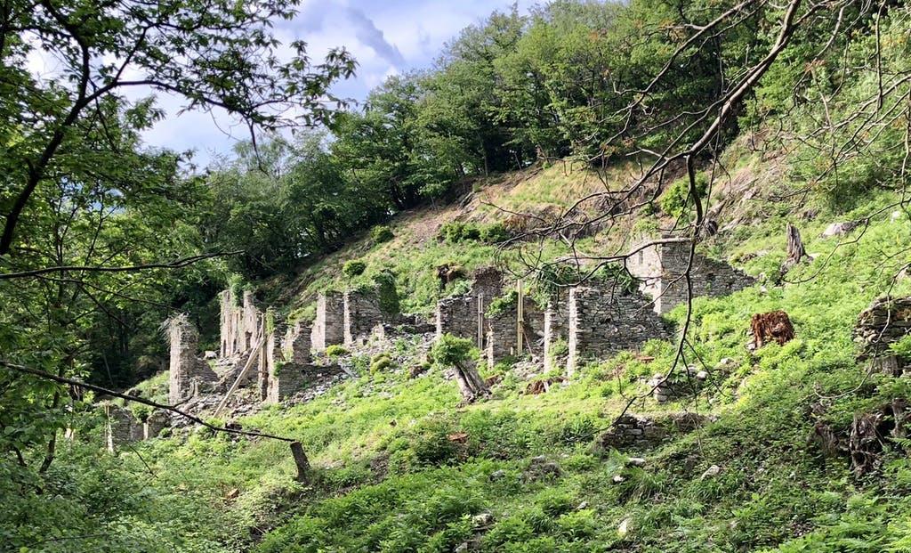In Ticino: un villaggio nascosto che torna a nuova vita