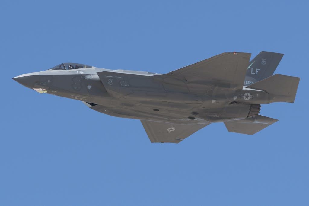 Kampfjet Geschwindigkeit