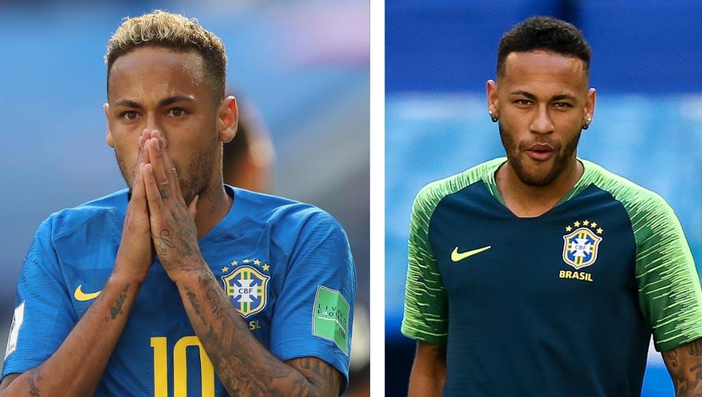 Neymar Schon Wieder Mit Neuer Frisur Ramos Will Mit Grauem Bart
