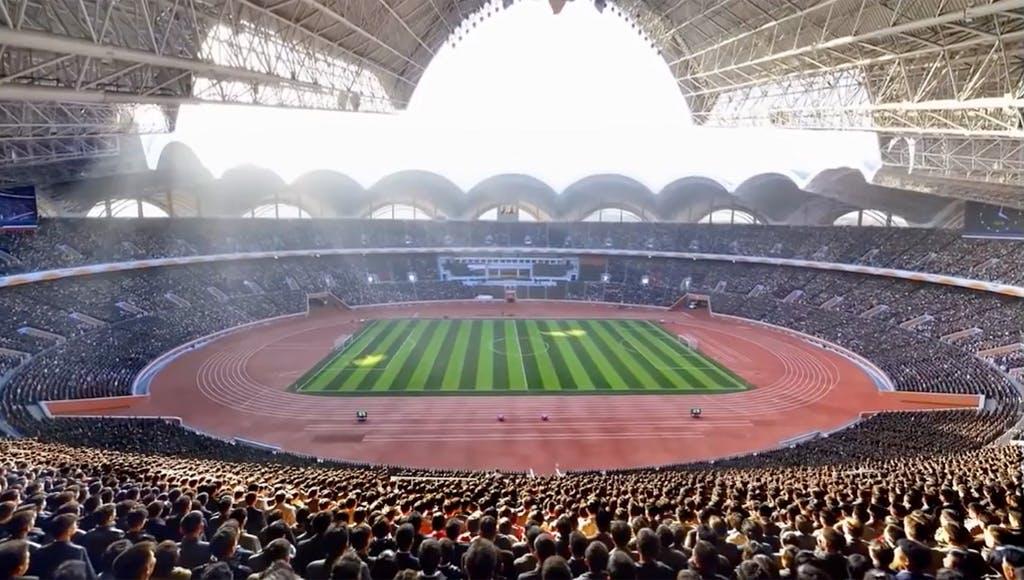 Das Größte Fußballstadion Der Welt
