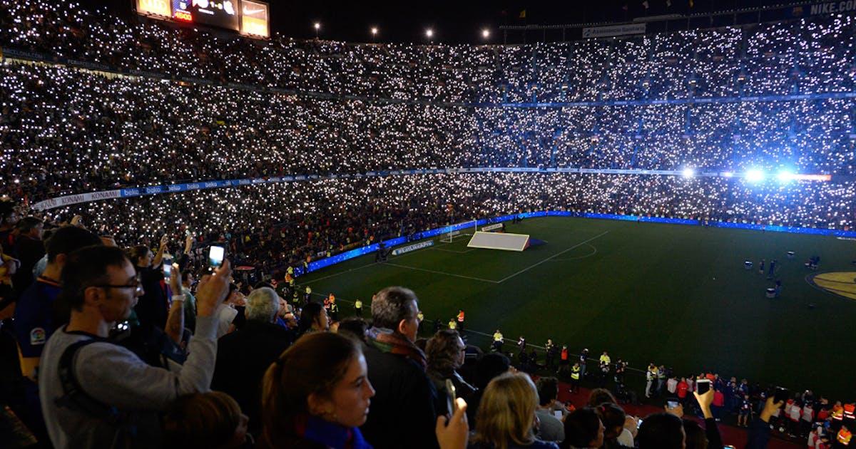 Welches Ist Das Größte Fußballstadion Der Welt