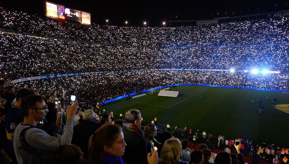 Wo Ist Das Größte Fußballstadion Der Welt