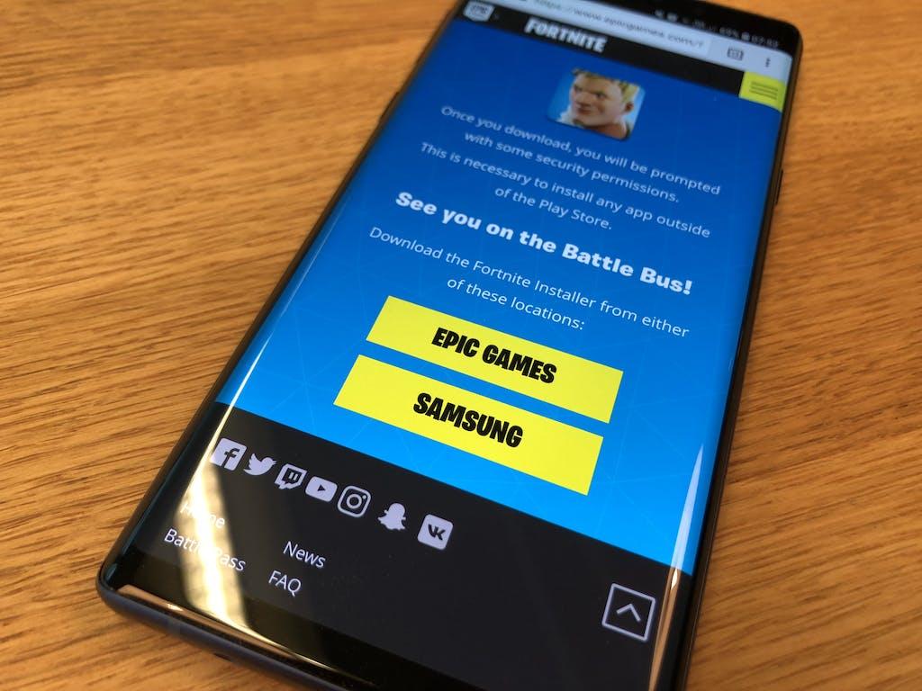 Wie Man Fortnite Ohne Gefahr Auf Einem Android Handy Installiert