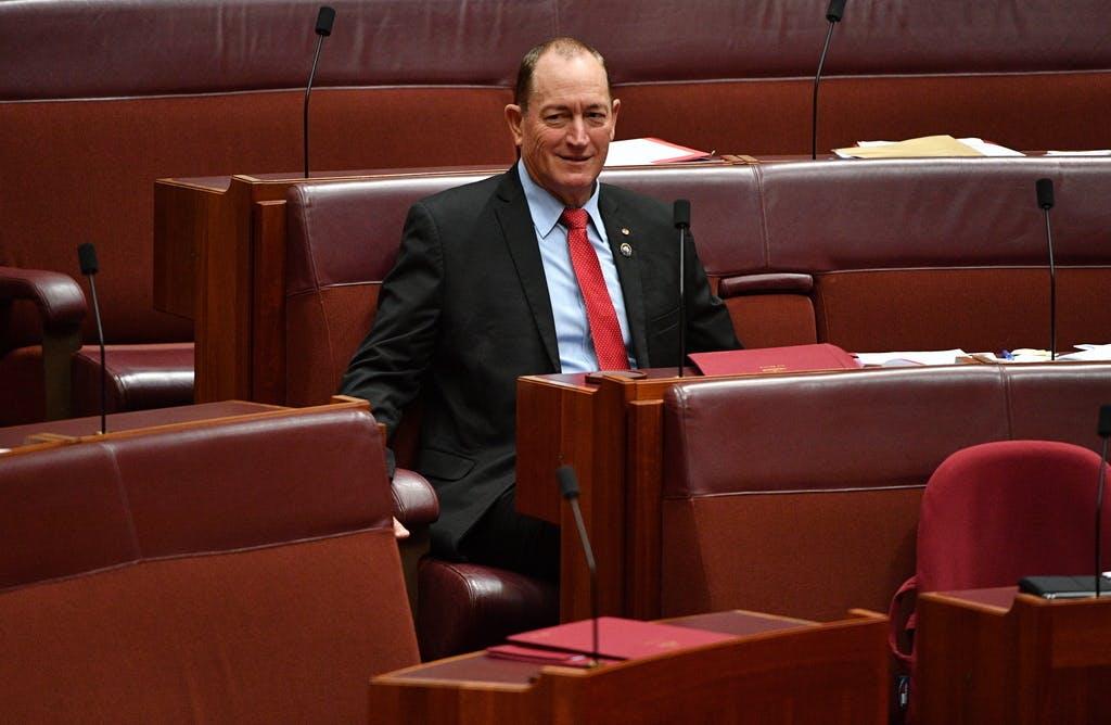 Australischer Senator löst Empörung aus