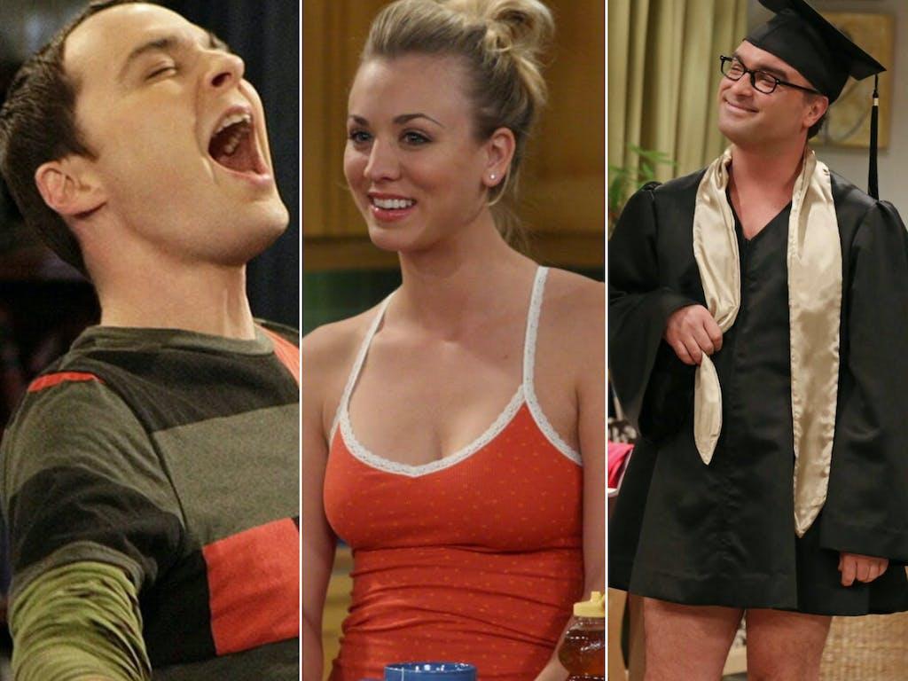 Was Sie Noch Nicht über The Big Bang Theory Wussten