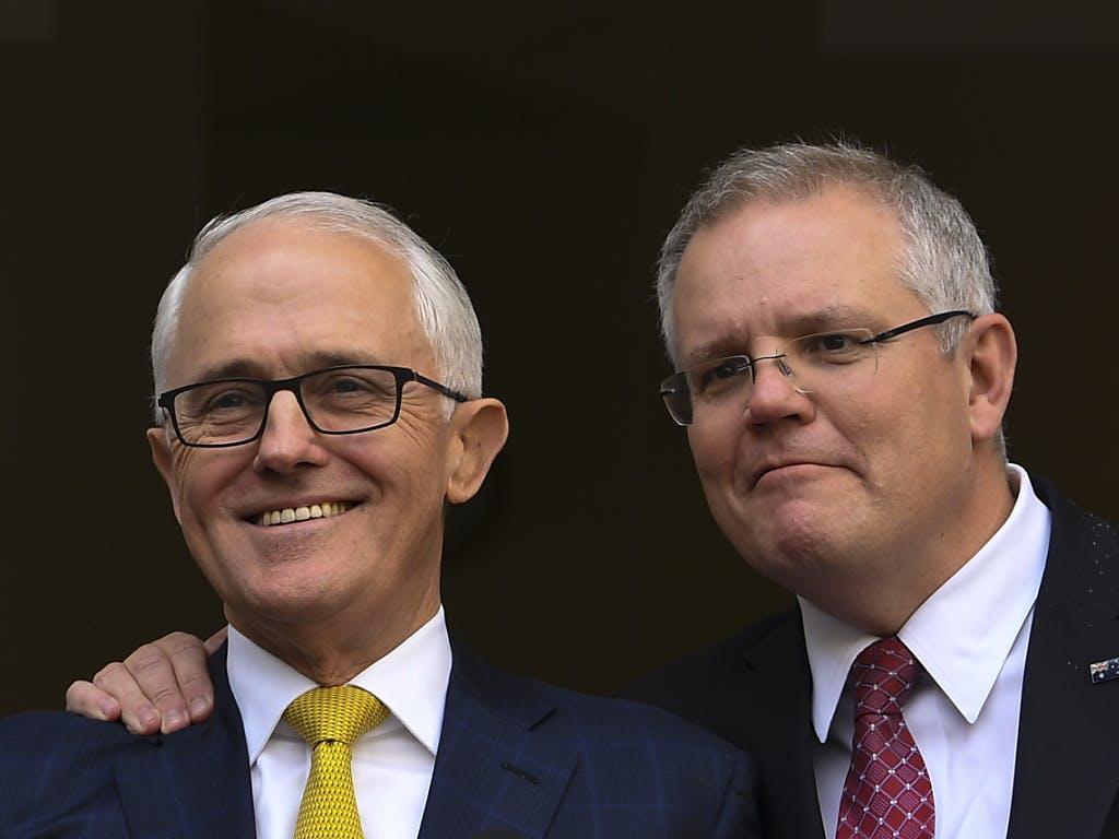 Australiens Premier Turnbull tritt zurück