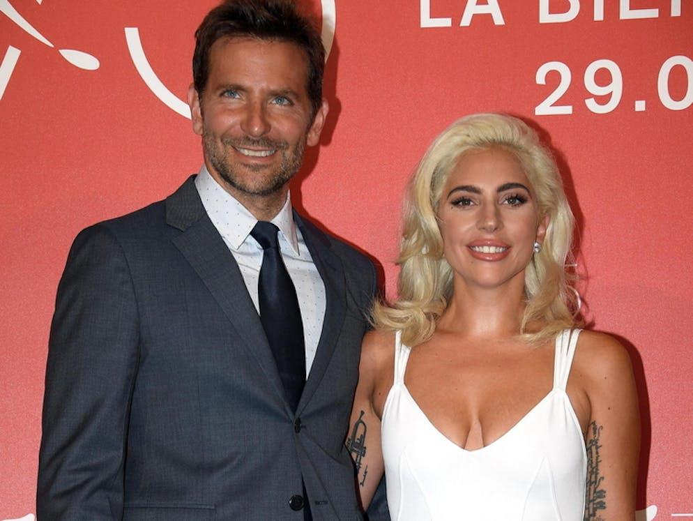 Bradley Cooper über Lady Gaga Ich Wusste Sie Oder Keine
