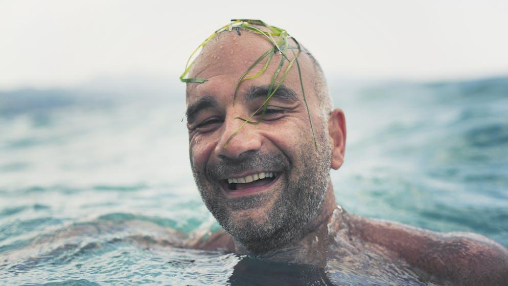Rasieren oft glatze wie Wie oft
