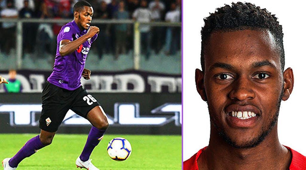 Maillot Extérieur Fiorentina EDIMILSON FERNANDES
