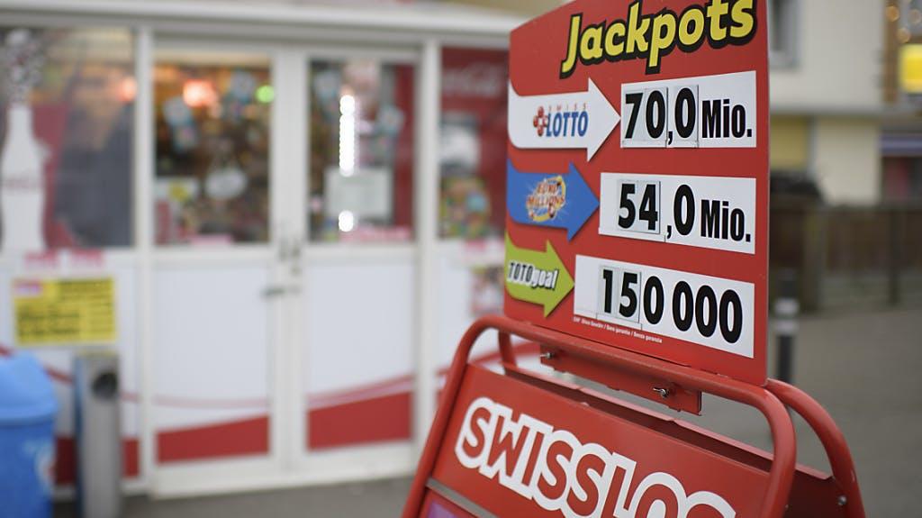 Lottomillionäre