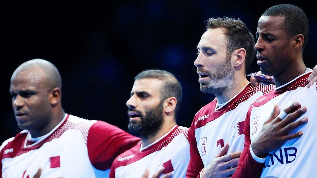Katar Mit Soldner Team An Handball Wm 2022 Auch Beim Fussball