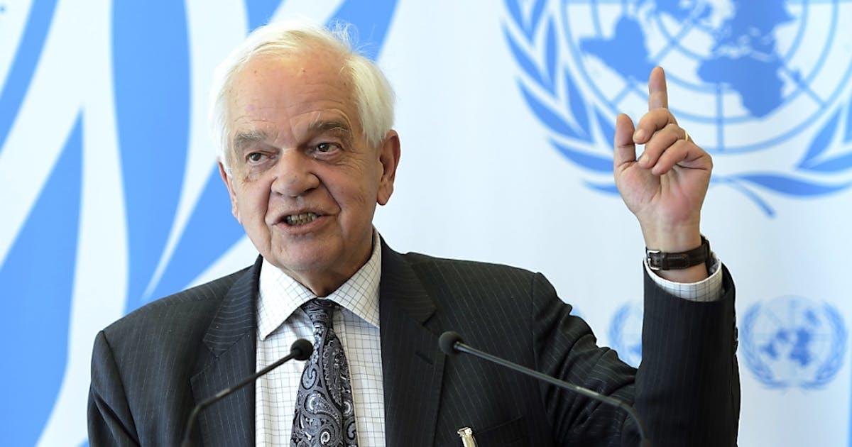 Kanada entlässt seinen Botschafter in China