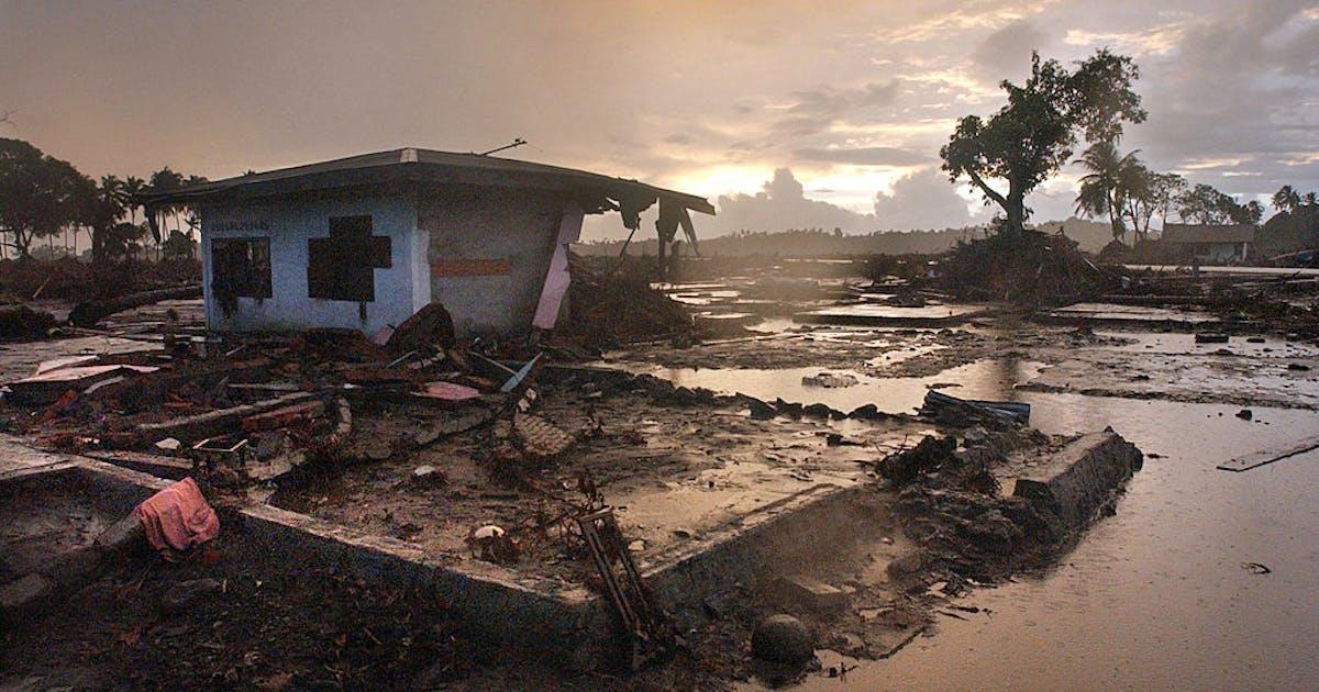 Tsunami traf China vor 1'000 Jahren mit vernichtender Wucht