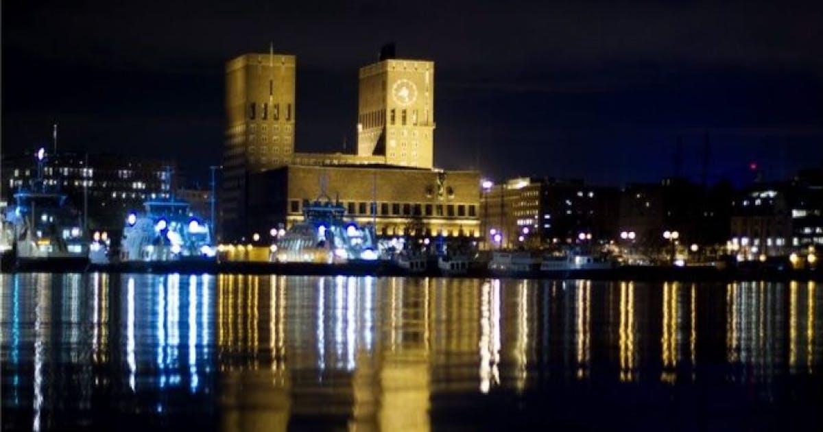 """Oslo ist die """"Grüne Hauptstadt Europas"""""""