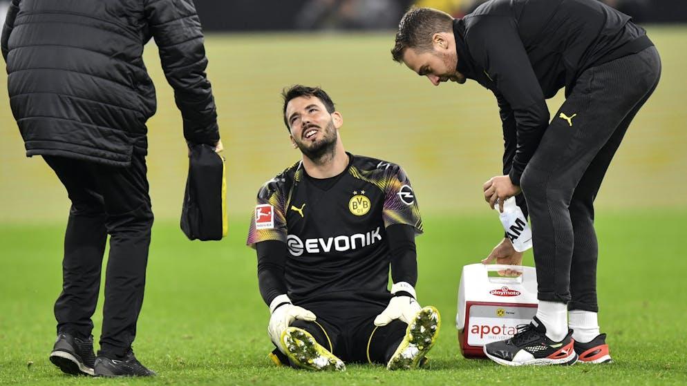 Roman Bürki Verletzung