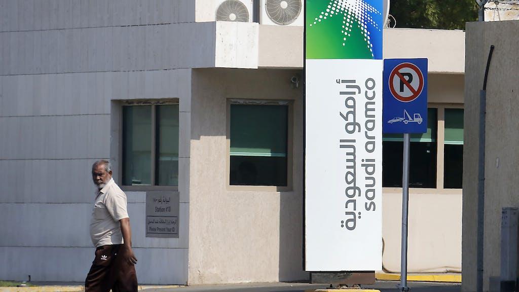Saudi Aramco Börsengang