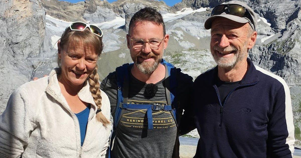 Ein zweiter Besuch in den Schweizer Alpen – Nik unterwegs - bluewin.ch