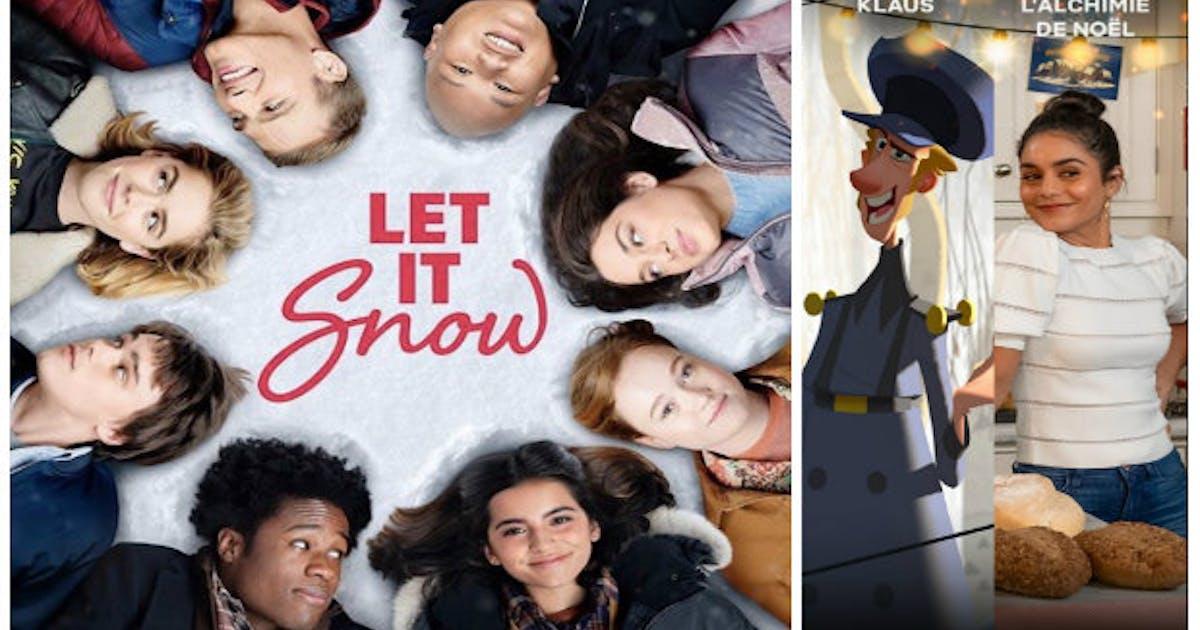 Netflix De Nouveaux Films De Noël