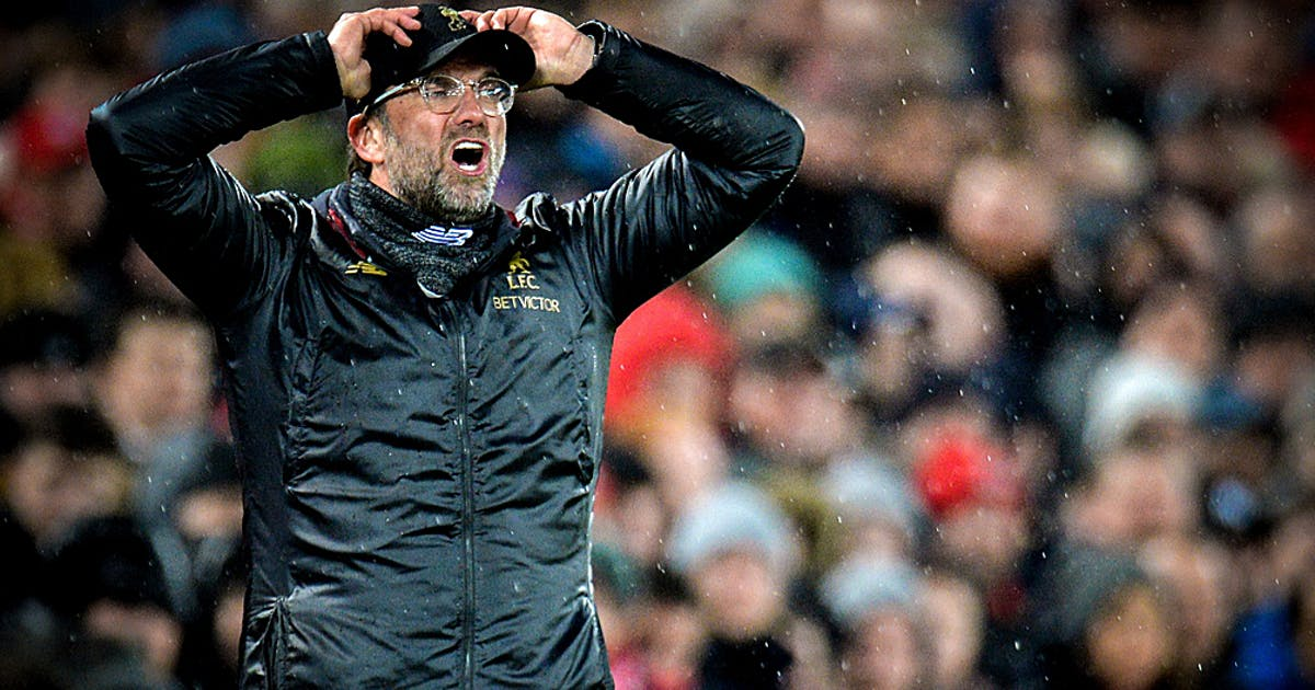 Liverpool Barcelona Tore