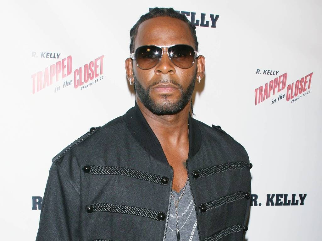 Rkelly sesso video