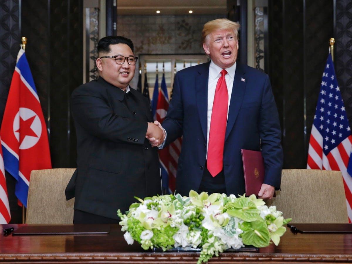 Zweiter Trump-Kim-Gipfel in Hanoi
