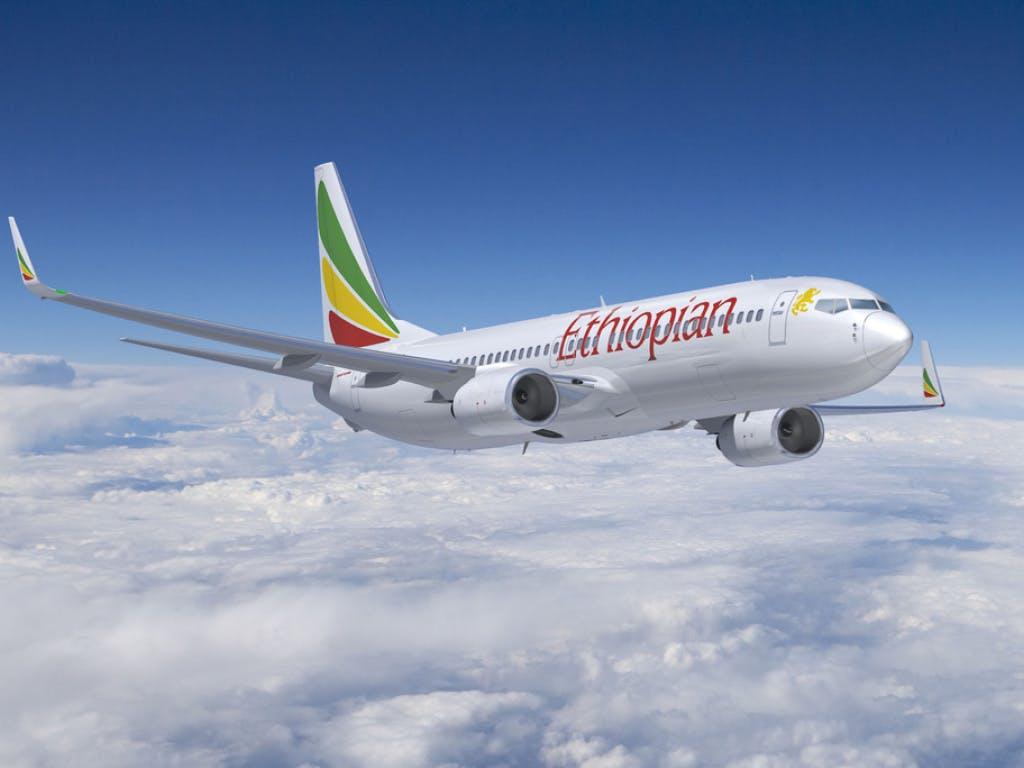 Etiopia Caduto Aereo Con 157 Persone