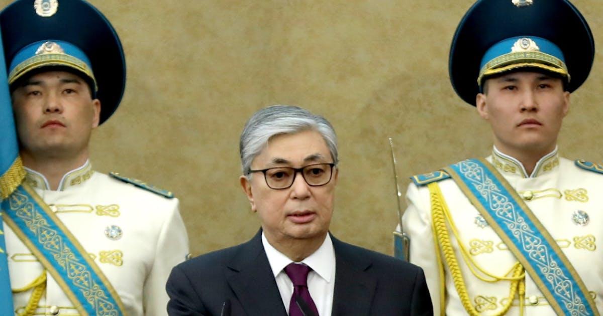 Neuer Präsident von Kasachstan vereidigt