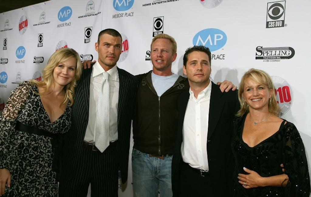 Beverly Hills 90210 Cast datant