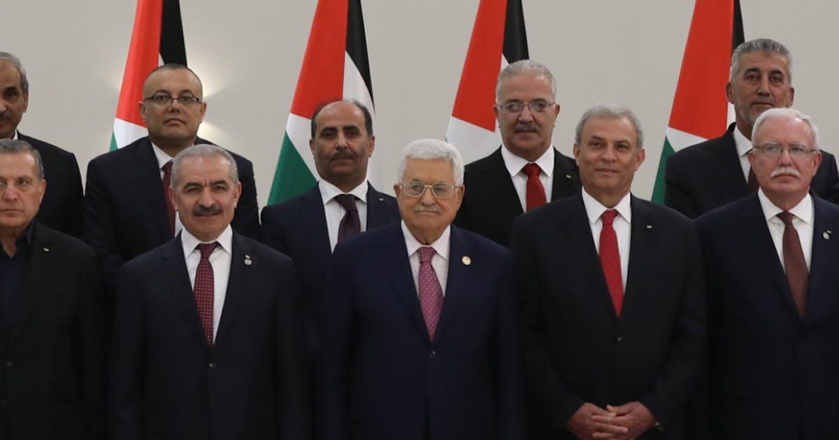 Abbas vereidigt neue Palästinenser-Regierung