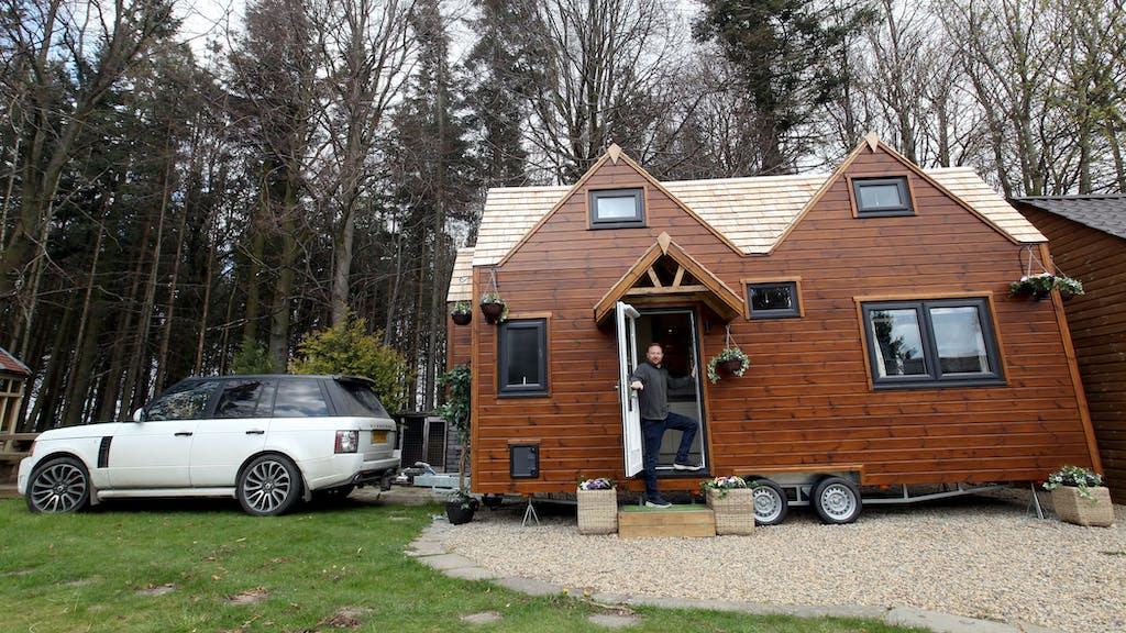 Haus Auf Räder