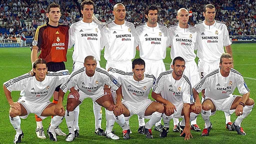 Spieler Bei Real Madrid