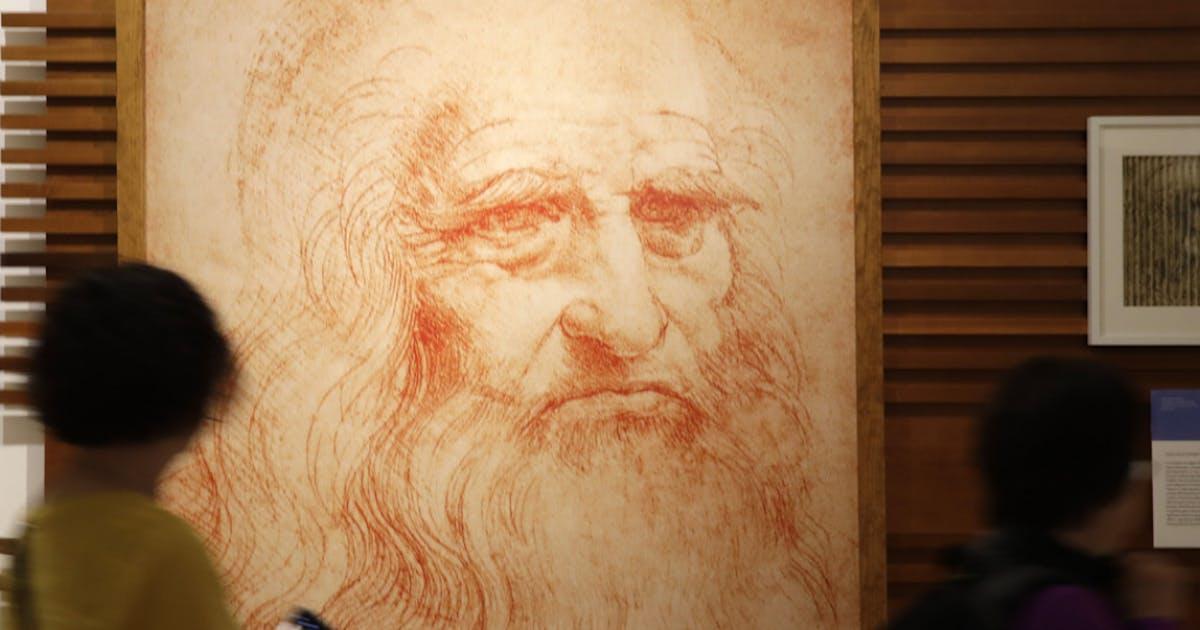 La paralysie d'une main de Vinci expliquée