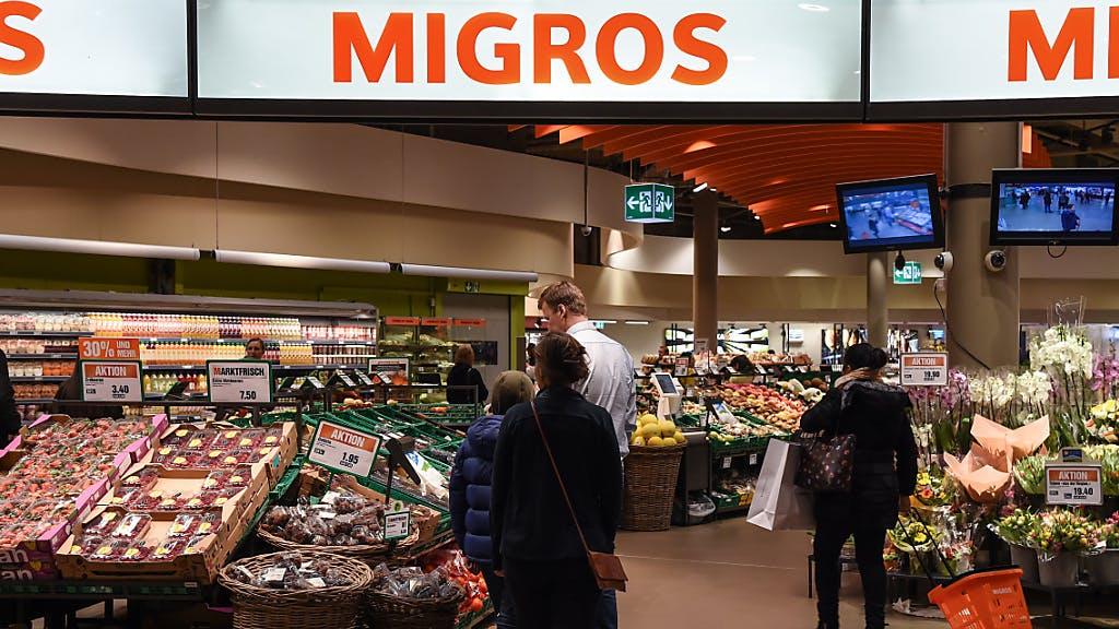 Migros Filialen Werden Zu Paketschaltern