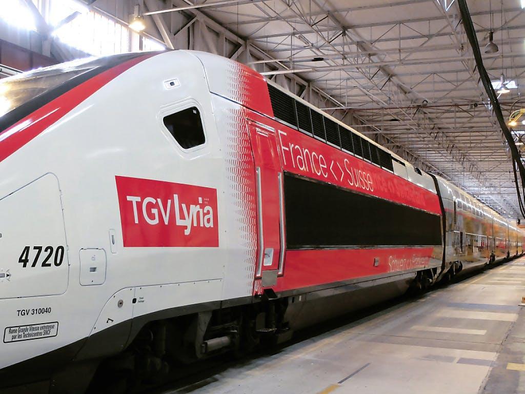 Neue Tgv Verbindungen Schweiz Paris
