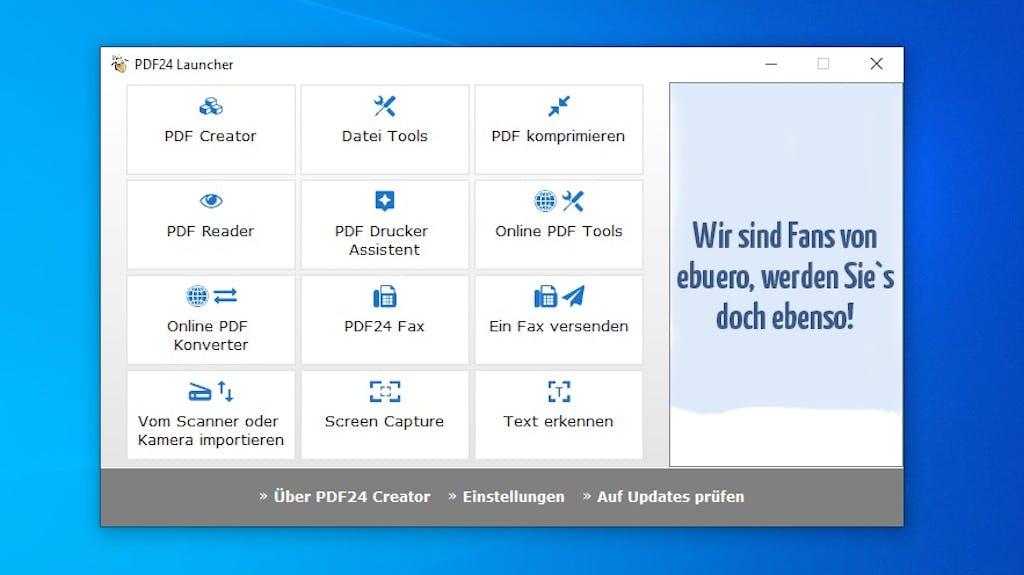 So lassen sich PDFs komprimieren