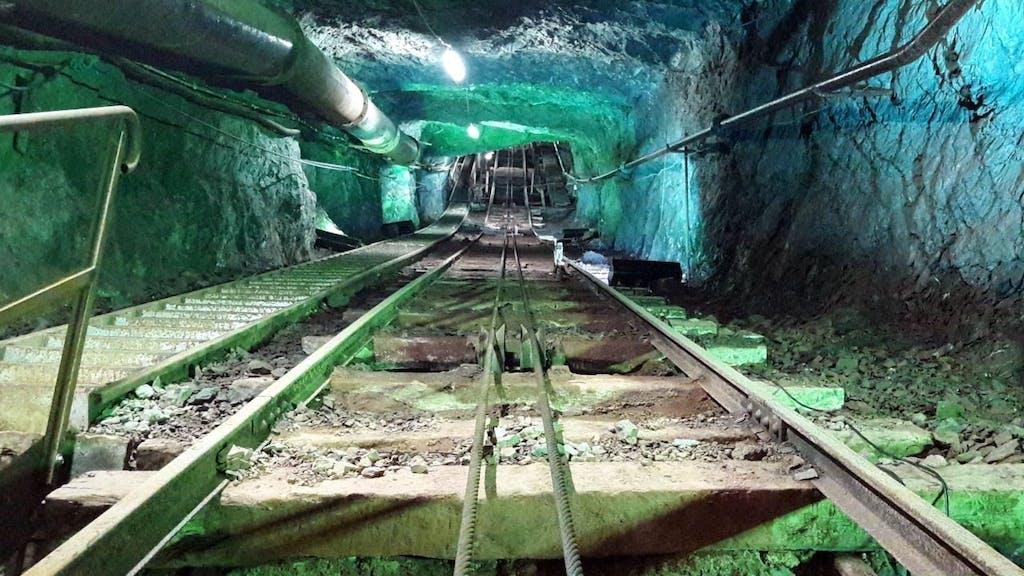 Bergwerk Kreuzworträtsel