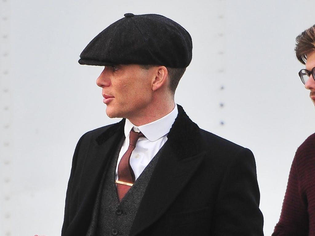 casquette homme mode